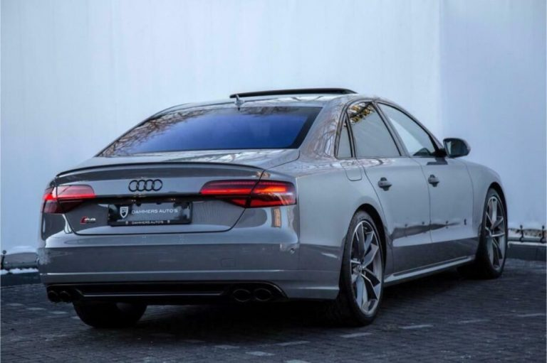Dies ist der coolste Audi S8 Plus